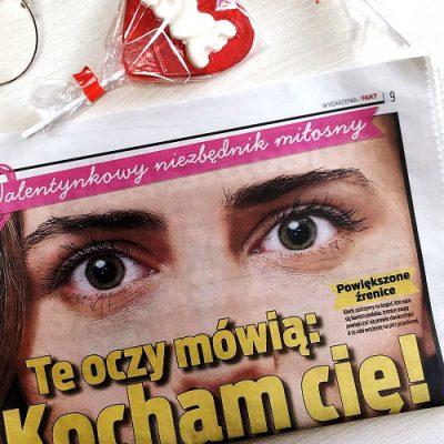 O oczach zakochanych w FAKT dr n. med. Anna Maria Ambroziak i dr Piotr Wozniak