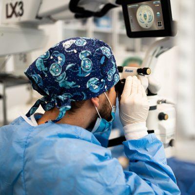 Operacje okulistyczne podczas pandemii COVID-19 – zalecenia dla okulistów