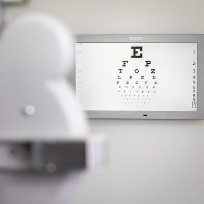 Opieka okulistyczna w czasie pandemii