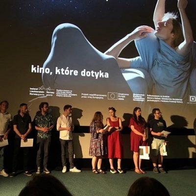 Świat Oka w świecie kina
