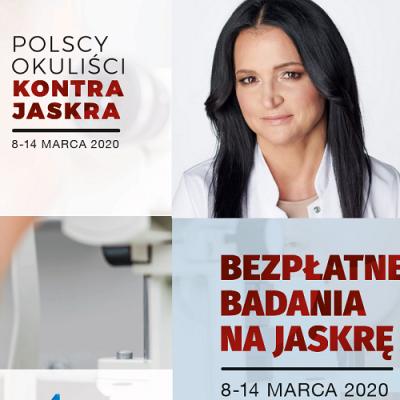 Światowy Tydzień Jaskry – o chorobie opowiada dr Anna Ambroziak w audycji Cztery Pory Roku