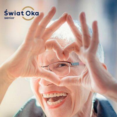 Piątki Seniorów, czyli konsultacje okulistyczne z 30% rabatem