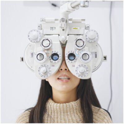 Optometria, ortoptyka